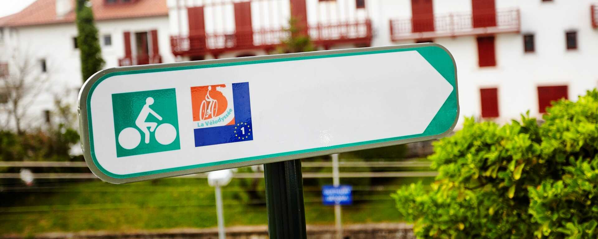 L'itinéraire cyclable est balisé de Roscoff à Hendaye | La Vélodyssée